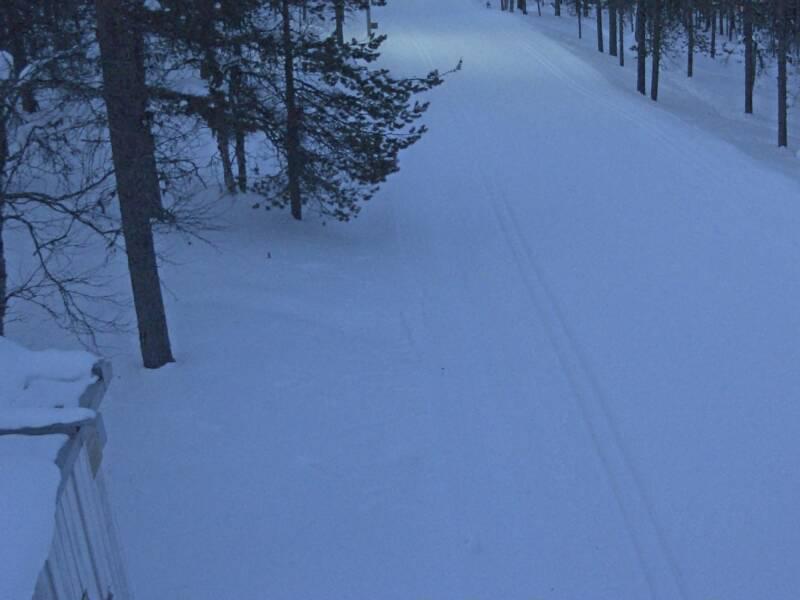 Web kamera Laanilan reitiltä